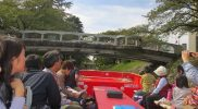 松川橋めぐり