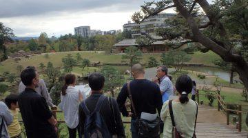 金沢城公園【復元された玉泉院丸の見学】
